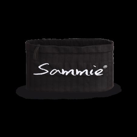 Vue de face de la ceinture de Running Sammie® V2 en noir