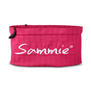 Vue de face de la ceinture de Running Sammie® V2 en fuchsia