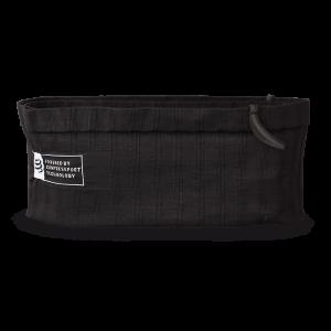 Vue de dos, la ceinture de Running Sammie® Mini en noir