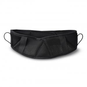 Vue de dos, la ceinture de Running Sammie® Ultra en noir